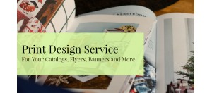 Catalog And Print Design Service (0)