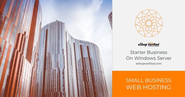 Startup Business ASP Windows Web Hosting